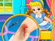 Juego Baby Cinderella Doctor