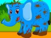 Juego Baby Elephant Leg Injury