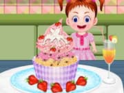 Juego Baby Emma Cupcake Decor