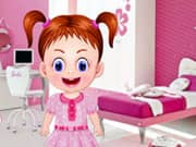 Juego Baby Emma Easter Room Decoration