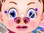 Juego Baby Emma Nose Doctor