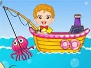 Juego Baby Fishing Games