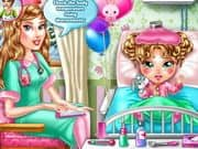 Juego Baby Flu Doctor Care