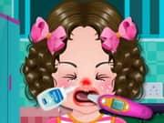 Juego Baby Girl Got Flu