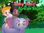 Juego Baby Hazel African Safari