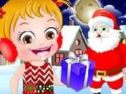 Juego Baby Hazel Christmas Dream