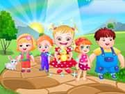 Juego Baby Hazel Dia de los Hermanos