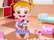 Juego Baby Hazel Doctor Play