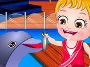 Juego Baby Hazel Dolphin Tour