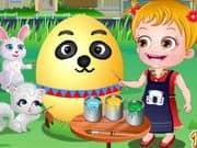 Juego Baby Hazel Easter Fun