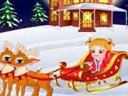 Juego Baby Hazel Esperando Navidad