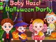 Juego Baby Hazel Fiesta de Halloween
