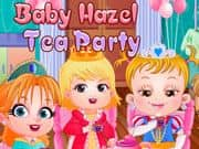 Juego Baby Hazel Fiesta del Te