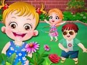 Juego Baby Hazel Garden Party