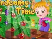 Juego Baby Hazel Gardening Time