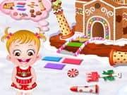 Juego Baby Hazel Gingerbread House