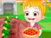 Juego Baby Hazel Granja de Tomates