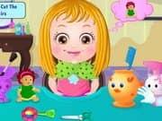 Juego Baby Hazel Hair Care