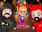 Juego Baby Hazel Halloween Castle
