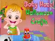 Juego Baby Hazel Halloween Crafts