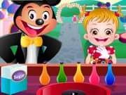 Juego Baby Hazel In Disneyland