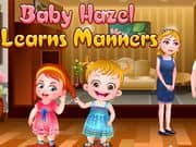 Juego Baby Hazel Learns Manners