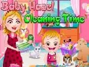 Juego Baby Hazel Limpieza - Baby Hazel Limpieza online gratis, jugar Gratis