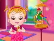 Juego Baby Hazel Parrot Care