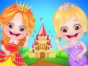 Juego Baby Hazel Princess Dressup
