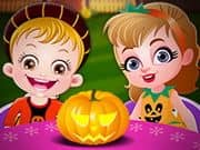 Juego Baby Hazel Pumpkin Party