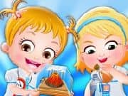 Juego Baby Hazel Science Fair