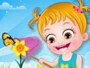 Juego Baby Hazel Spring Time