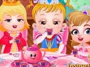 Juego Baby Hazel Tea Party