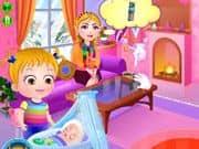 Juego Baby Hazel Diversion de Invierno - Baby Hazel Diversion de Invierno online gratis, jugar Gratis