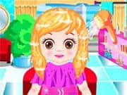 Juego Baby In Hair Salon