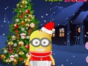 Juego Baby Minion Tree Decoration