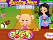 Juego Baby Pink Garden Time