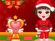 Juego Baby Seven Christmas Dress Up