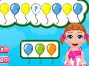 Juego Baby Seven Happy Balloon Party
