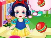 Juego Baby Snow White Caring