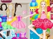 Juego Barbie Ballerina
