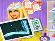 Juego Barbie Cirugia del Brazo