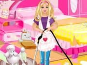 Juego Barbie Cleaning Slacking
