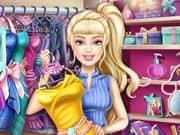 Juego Barbie Closet