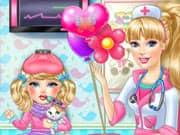 Juego Barbie Doctora