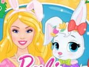 Juego Barbie Easter Bunny Rescue