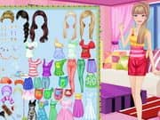 Juego Barbie Fashion Cleaner