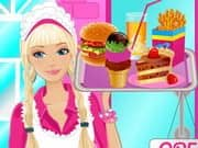 Juego Barbie Fun Cafe