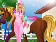 Juego Barbie Goes Horse Riding