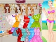 Juego Barbie Lace Fashion